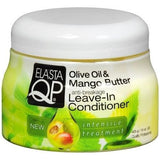 QP Olive Oil & Mango Butter Leave-In Conditioner 15 OZ