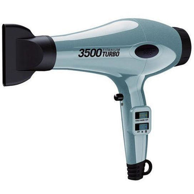 Red Pro by Kiss 3500 Titanium Turbo Blow Dryer #BDP02
