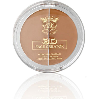 Ruby Kisses 3D Face Creator Foundation