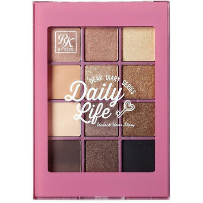 Ruby Kisses Dear Diary Series Eyeshadow Palette