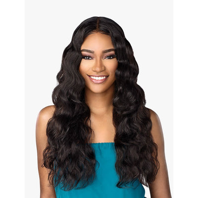 Sensationnel 100% Virgin Human Hair 360 Lace Front Wig – Body Wave 26""