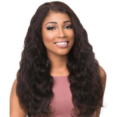 Sensationnel Bare & Natural Virgin Remi Lace Frontal & Bundle Weave – Body Wave