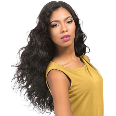 Sensationnel Empire Human Hair Lace Closure – Body Wave 12""