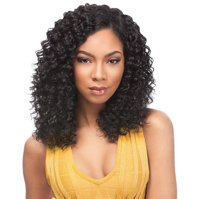 Sensationnel Empire Human Hair Lace Closure – Deep Wave 12""