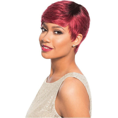 Sensationnel Empire Human Hair Wig – Carey