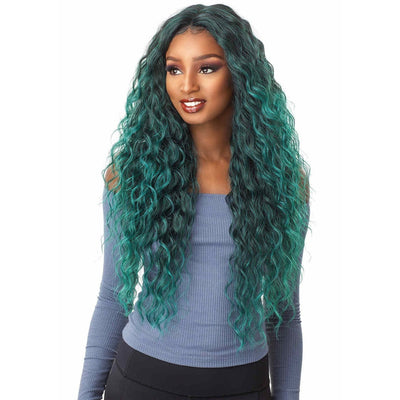 Sensationnel Empress Lace Front Edge Wig – Anya