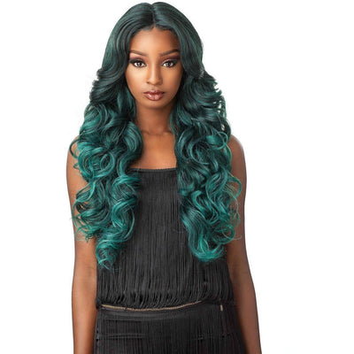 Sensationnel Empress Lace Front Edge Wig – Trissa