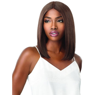 Sensationnel Human Hair Empire Lace Wig – Shannon
