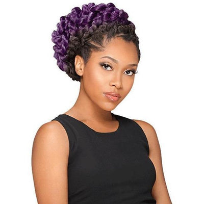 Sensationnel Synthetic African Collection Braids – Jumbo Color Braid