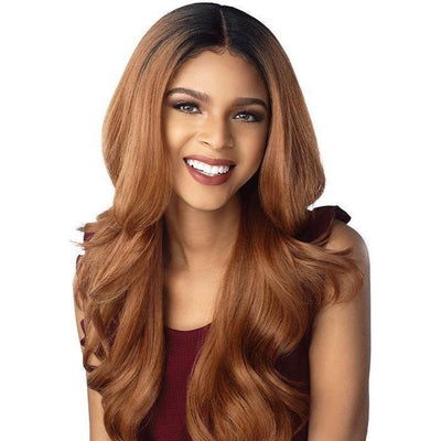 Sensationnel Dashly Synthetic Lace Front Wig – Lace Unit 2