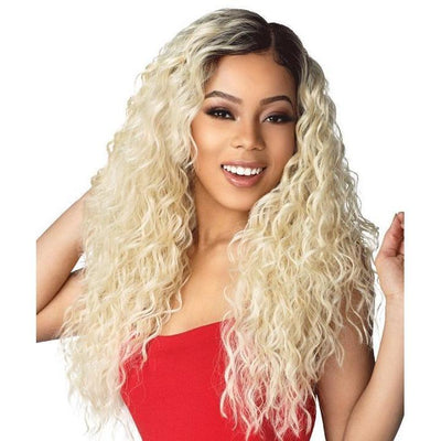 Sensationnel Dashly Synthetic Lace Front Wig – Lace Unit 3