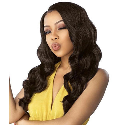 Sensationnel Dashly Synthetic Lace Front Wig – Lace Unit 4