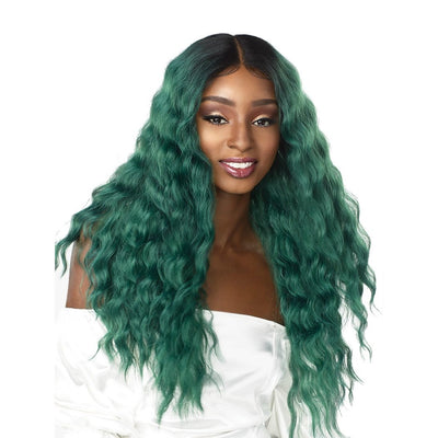 Sensationnel Dashly Synthetic Lace Front Wig – Lace Unit 6