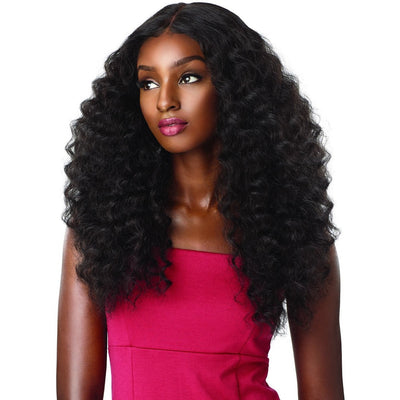 Sensationnel Synthetic Empress Lace Front Edge Wig – Amani