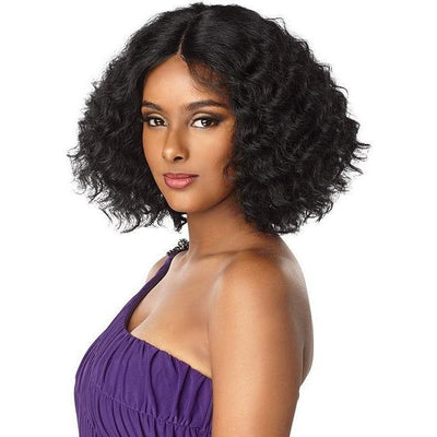 Sensationnel Synthetic Empress Lace Front Edge Wig – Tracee