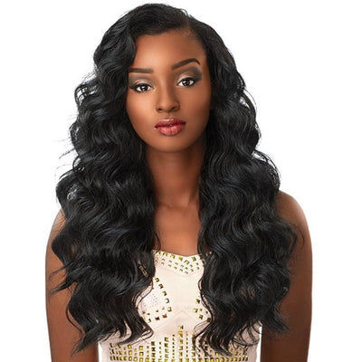 Sensationnel Synthetic Instant Weave Half Wig – Dee