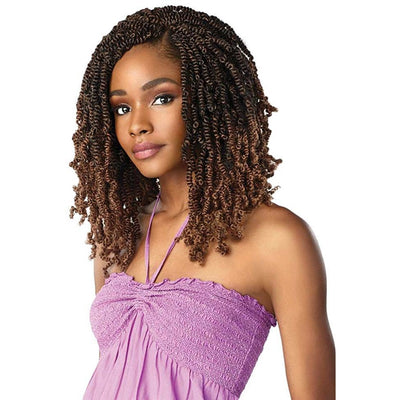 Sensationnel Lulutress Synthetic Braids – 3X Bomb Twist 12""