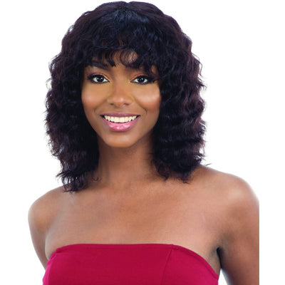 Shake-N-Go Naked Brazilian Natural 100% Human Hair Wig – Hauty