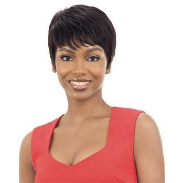 Shake-N-Go Naked Brazilian Natural 100% Human Hair Wig – Marci
