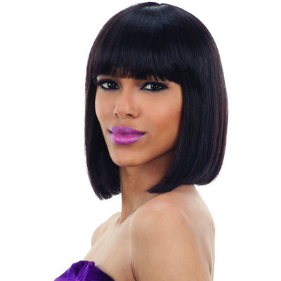 Shake-N-Go Naked Brazilian Natural 100% Human Hair Wig – Mia