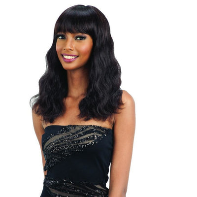 Shake-N-Go Naked Brazilian Natural Wig – S-Wave (Medium)
