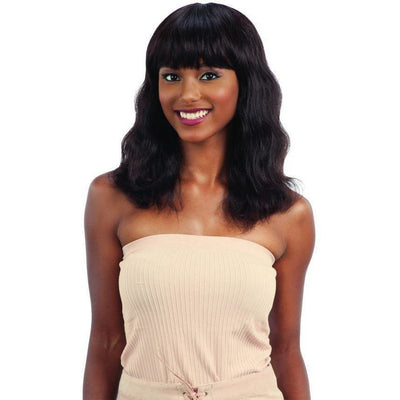 Shake-N-Go Naked Brazilian Natural Wig – S-Wave (Small)