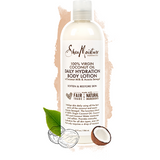 SheaMoisture 100% Virgin Coconut Oil Daily Hydration Body Lotion 13 OZ