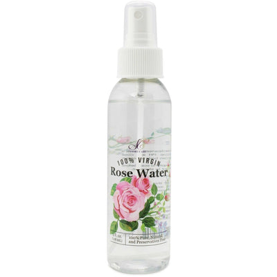Smart Care 100% Virgin Rose Water 4 OZ