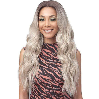 "Bobbi Boss Premium Synthetic Secret Lace 13""x7"" Extended Frontal Lace Wig - MLF392 Lara"