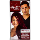 Splat Rebellious Colors Complete Kit – Crimson Obsession