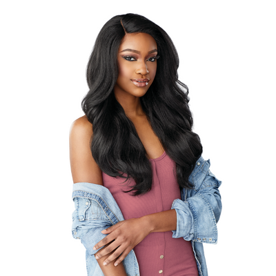 Sensationnel Empress Curls Kinks & Co. Synthetic Lace Front Edge Wig – Sugar Baby