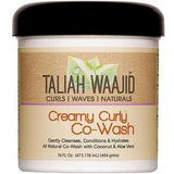 Taliah Waajid Creamy Curly Co-Wash 16 FL.OZ