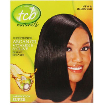 TCB No-Lye Relaxer Super