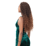 FreeTress Equal Synthetic Crochet Braids - 3X Mazo Curl 18""
