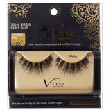 V-Luxe i-ENVY By Kiss Virgin Remy Eyelashes – VLE12 Malia