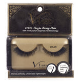 V-Luxe i-ENVY By Kiss Virgin Remy Eyelashes – VLE03 Chloe