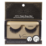 V-Luxe i-ENVY By Kiss Virgin Remy Eyelashes – VLE08 Hannah