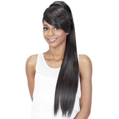 Vivica A. Fox Bang & Pony Ponytail – BP-Fendy