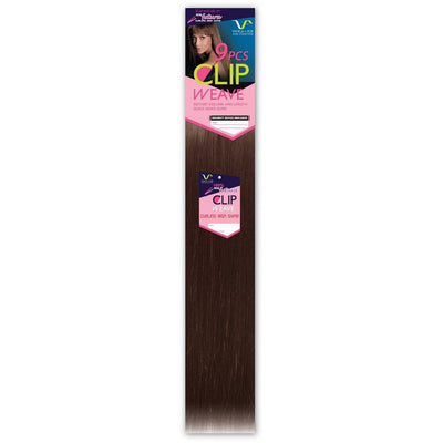 Vivica A. Fox Clip-In Extensions – 9 PCS