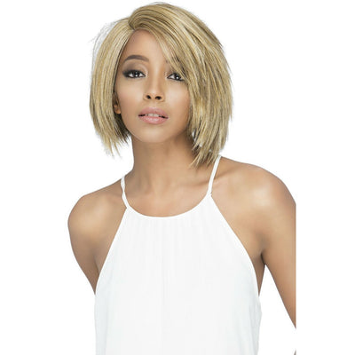 Vivica A. Fox Synthetic Swiss Lace Front Wig – Jaret