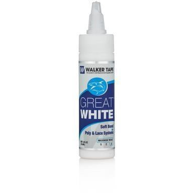 Walker Tape Great White Soft Bond Adhesive 1.4 OZ