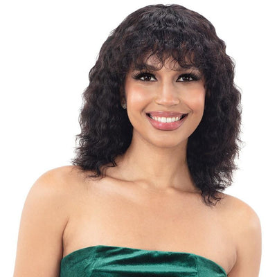 Shake-N-Go Naked Brazilian Natural Wet & Wavy Wig - Baltic Wave