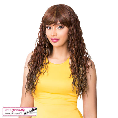 It's A Wig! Quality 2020 Synthetic Wig - Q Ariel