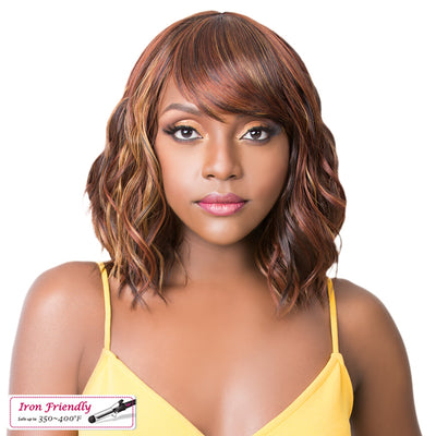 It's A Wig! Quality 2020 Synthetic Wig - Q Nory