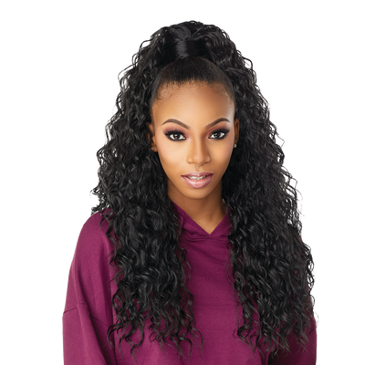 Sensationnel Instant Up & Down Half Wig & Pony Wrap - UD 002