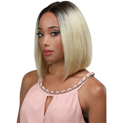 Zury Sis 100% Brazilian Virgin Human Hair Lace Front Wig – Getty