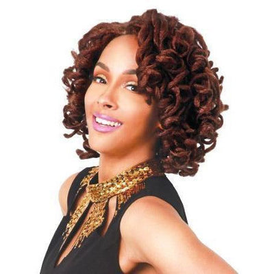 Zury Sis Faux Locs Swiss Lace Front Wig – Bella