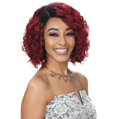 Zury Sis Human Hair Royal Swiss Lace Front Wig – Henson