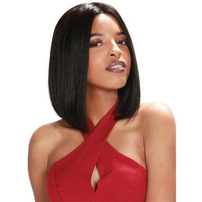 Zury Sis Human Hair Royal Swiss Lace Front Wig – Lena