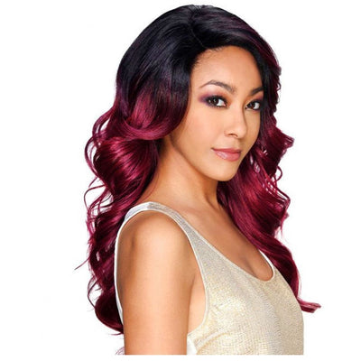 Zury Sis Invisible Top Part Lace Wig – Ari